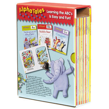 Scholastics Teacher Alpha Tales Learning Library