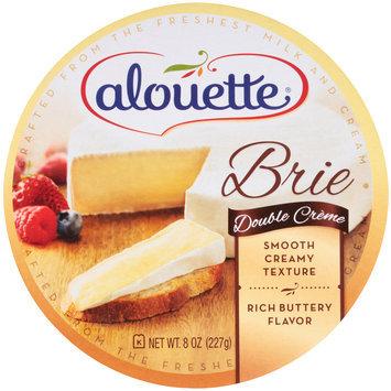 Alouette® Double Creme Brie Cheese 8 oz. Box