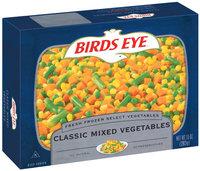 Birds Eye  Classic Mixed Vegetables 10 Oz Box