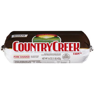 Country Creek Farm™ Regular Pork Sausage 16 oz. Chub