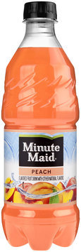 Melinda Maid® Peach Flavored Fruit Drink
