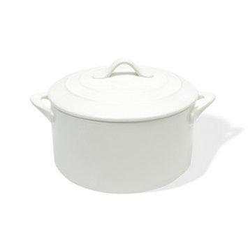 Maxwell & Williams White Basics 119-oz Oven Chef Round Casserole