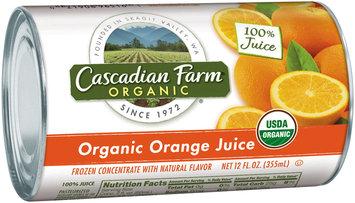 Cascadian Farm® Organic Orange Juice Frozen Concentrate 12 fl. oz. Can