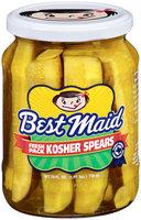 Best Maid® Kosher Spears Pickles 24 fl. oz. Jar