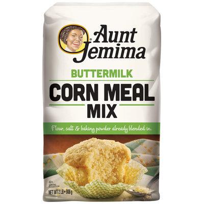 Aunt Jemima® Buttermilk Corn Meal Mix 2 lb. Bag