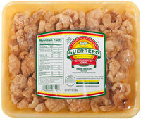 Guerrero® Tender Cracklins with Salsa 7 oz. Tray