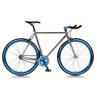 Big Shot Bikes Dreamer Single Speed Fixed Gear Road Bike Size: 52cm