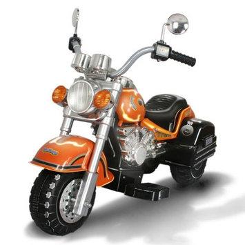Merske Llc Merske AL365OR Harley Style Chopper Style Motorcycle Orange