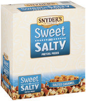 Snyder's Of Hanover Caramel Salted Pretzel Pieces