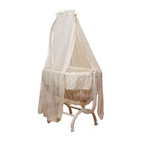 Orbelle Gabriella Cradle In French White