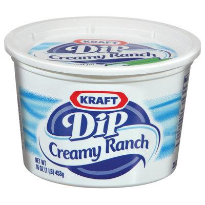 Kraft Dips Creamy Ranch Dip