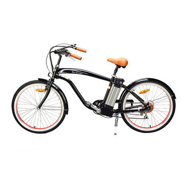 Yukon Trail Sun Cruzer Electric Bicycle