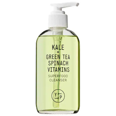 YOUTH TO THE PEOPLE Kale+Green Tea Spinach Vitamins Superfood Antioxidant Cleanser