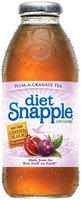 Diet Snapple® Plum-a-Granate Iced Tea 16 fl. oz. Bottle
