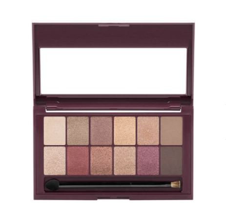 3ebabbb711a MAYBELLINE The Burgundy Bar Eyeshadow Palette Reviews 2019