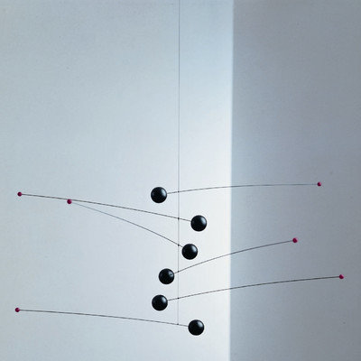 Flensted Mobiles Abstract Futura Mobile Size: Large