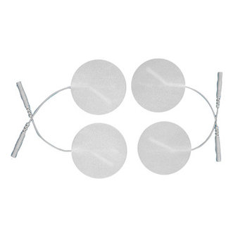ProMed Specialties ProM02510 2 in. Round TENS and EMS Electrode Pads 10 Packs