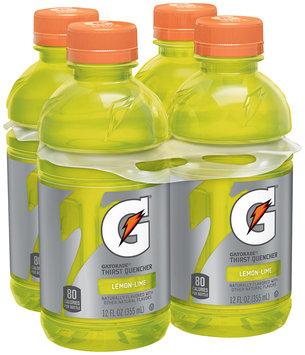 Gatorade® G® Series Perform Lemon-Lime Sports Drink 4-12 fl. oz. Bottles