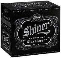 Shiner Black Lager 12 Oz Beer 12 Pk Glass Bottles