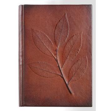 Eccolo Alloro Journal (6x8) - Antique Brown