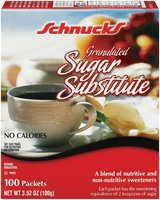 Schnucks Granulated Sugar Substitute