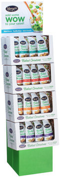 Marzetti® Cheese & Garlic/Garlic & Butter/Caesar/Ranch Baked Croutons 48-5 oz. Corrugated Display