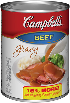 Campbell's® Beef Gravy 13.8 oz. Can