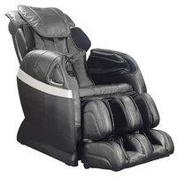 Ogawa Refresh Zero Gravity Reclining Massage Chair Upholstery: Black
