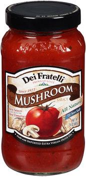 Dei Fratelli® Mushroom Pasta Sauce 24 oz. Jar