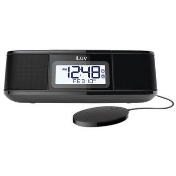 Iluv TSMICROULBK Timeshaker Micro Bluetooth Dual Alarm Shaker