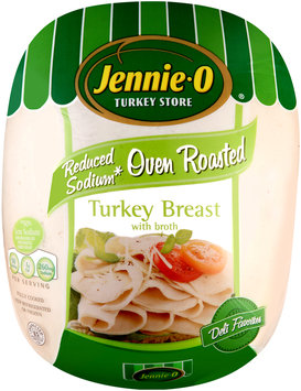Jennie-O Turkey Store® Deli Favorites Reduced Sodium Oven Roasted Turkey Breast Package