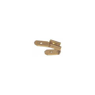 Morris Products Two Male Tab 3-Way Adapter (Set of 100)