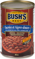 Bush's Best® Sweet & Tangy Vegetarian Baked Beans 398 mL Can