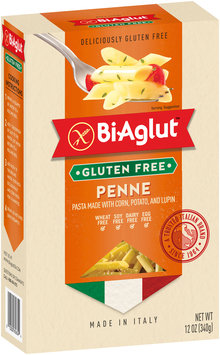 BiAglut™ Penne Pasta made with Corn, Potato, and Lupin 12 oz. Box