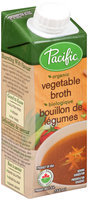 Pacific® Organic Vegetable Broth