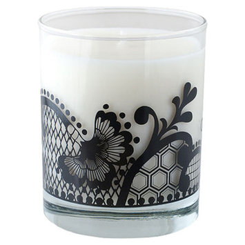 Crash Zuz Design Filigree Soy Candle