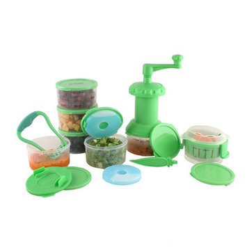 Fit & Fresh Baby Food Preparation Kit