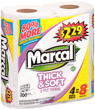 Marcal® Small Steps®  Bath Tissue