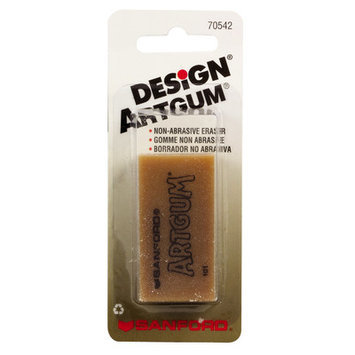 Sanford Corporation 70542 Design Artgum Eraser (12 Pack)