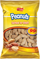 Frito-Lay® Salted In-Shell Peanuts 4.5 oz. Bag