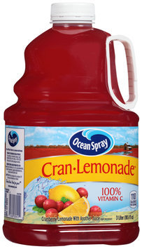 Ocean Spray® Cran-Lemonade Juice 101.4 fl. oz. Jug