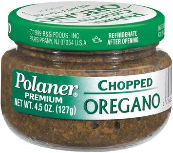 Polaner Chopped Premium Oregano 4.5 Oz Jar