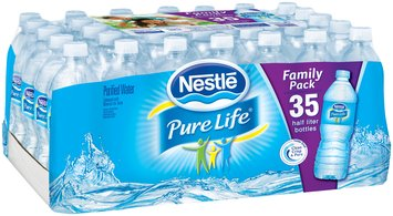 Nestle Pure Life Purified Water 0.5L Bottle