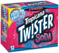 Tropicana® Twister™ Strawberry Soda