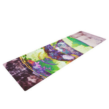 Kess Inhouse Mad Hatter's T-Party II by aly Zen Moonshadow Yoga Mat