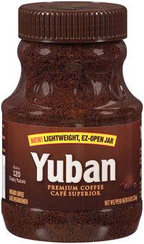 Yuban Instant Coffee 8 oz. Jar