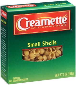 Creamette® Small Shells 7 oz. Box