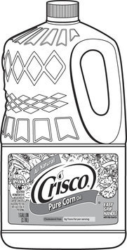Crisco Pure Corn Oil 1 Gal Jug
