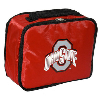 Concept One Accessories Ohio State Buckeyes Red Lunch Box