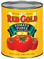 Red Gold Specific Gravity Tomato Puree